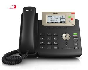 Điện thoại IP cố định giá rẻ Yealink SIP-T23P giải pháp IP tiết kiệm chi phí vctel