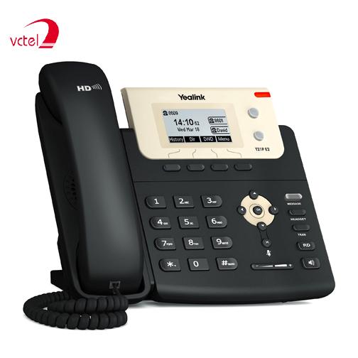 Điện thoại bàn IP giá rẻ Yealink SIP-T21P E2 chính hãng chất lượng cao vctel