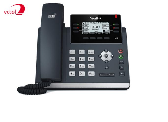 Điện thoại IP giá rẻ Yealink SIP-T41S vctel