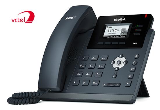 Điện thoại bàn cố định chính hãng Yealink SIP-T40G vctel