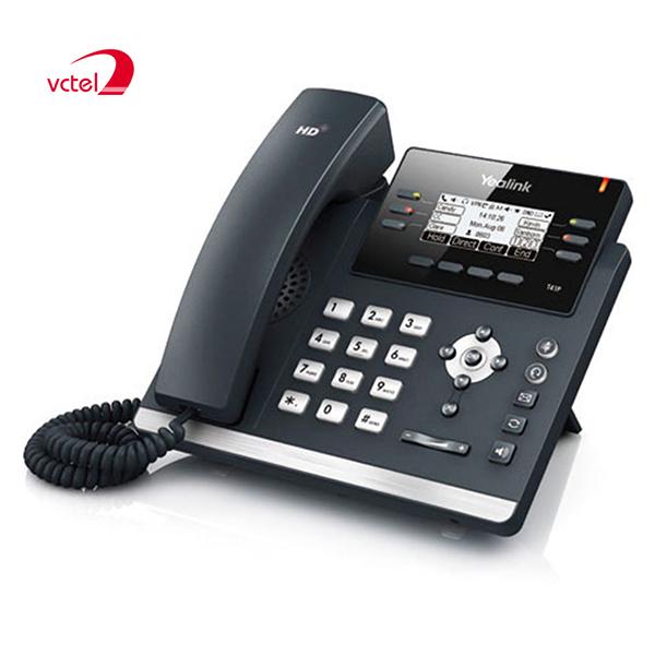 Điện thoại cố định giá rẻ nhất Yealink T41P bảo hành 02 năm vctel