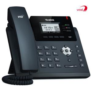 Điện thoại cố định giá rẻ Yealink T40P công cụ không thể thiếu cho các văn phòng vctel