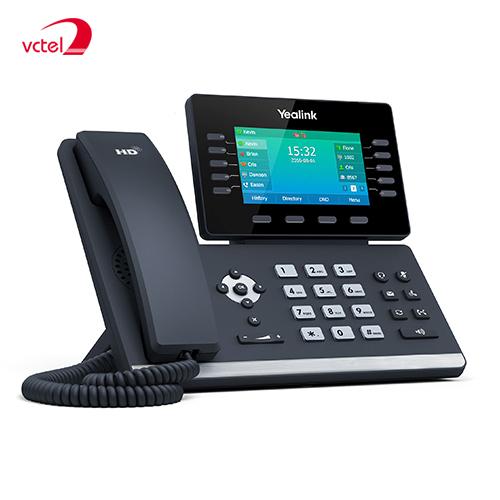 Điện thoại IP Yealink SIP-T54S màn hình cảm ứng chuyên nghiệp bảo hành 24 tháng vctel
