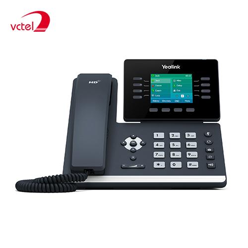 Điện thoại VOIP chính hãng giá rẻ nhất thị trường Yealink SIP-T52S vctel
