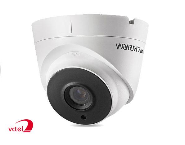 Lắp camera giá rẻ tại Hà Nội - VCTEL chuyên phân phối và lắp đặt camera chính hãng Hikvision DS-2CE56C0T-IT3 vctel