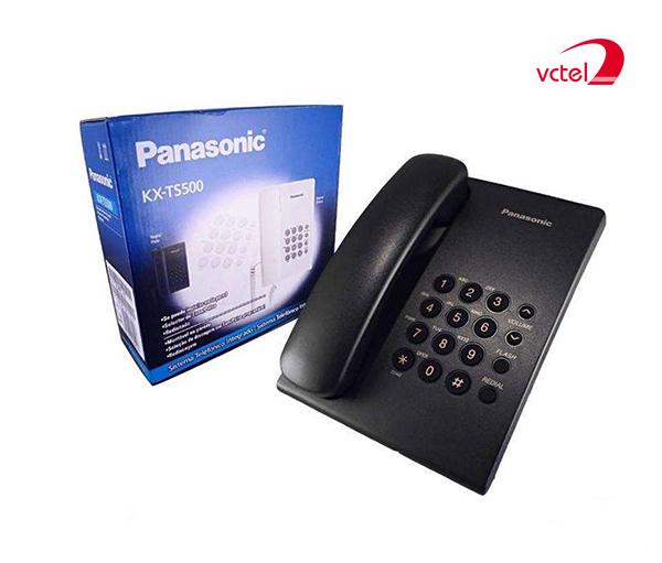Điện thoại Panasonic KX-TS500 hàng chính hãng bảo hành 12 tháng vctel