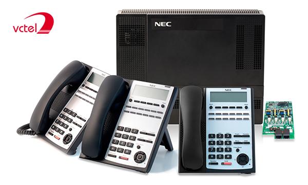 Lắp đặt tổng đài điện thoại ở Tuyên Quang - Tổng đài NEC SL1000 vctel