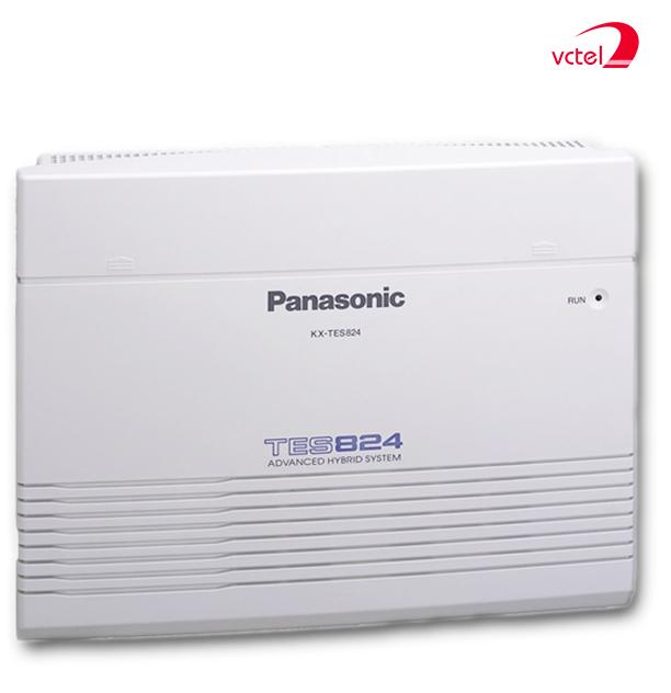 Lắp đặt tổng đài Panasonic KX-TES824 giá rẻ nhất toàn quốc bảo hành trọn gói vctel