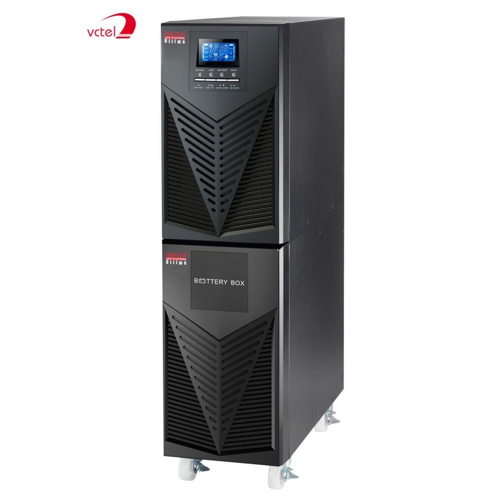 Bộ lưu điện UPS Maruson ULT-W6K vctel