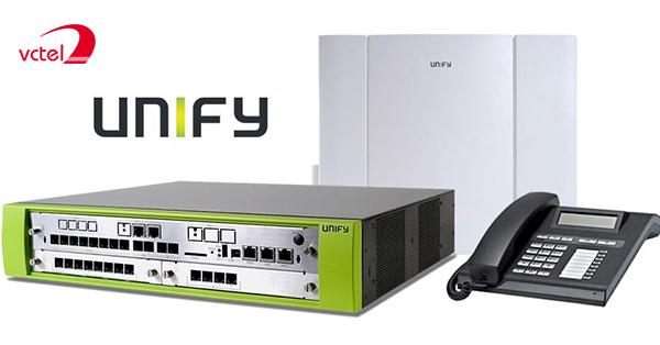 Lắp đặt tổng đài điện thoại ở HCM - Tổng đài Unify OpenScape X3 vctel