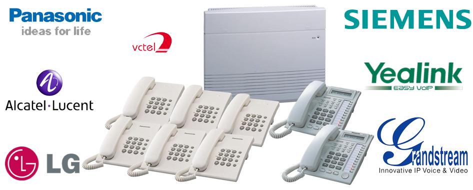 Lắp đặt tổng đài điện thoại ở Sài Gòn chất lượng cao