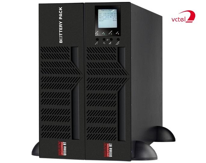 Thiết bị lưu điện UPS Maruson ULT-10KRT bảo hành 03 năm vctel