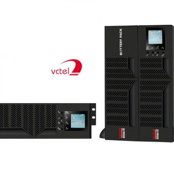 Thiết bị lưu điện UPS chính hãng của Maruson model ULT-10KRT vctel