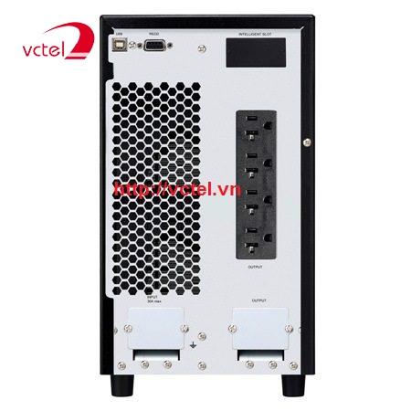 Thiết bị lưu trữ điện UPS Maruson ULT-W3KGMS bảo hành 36 tháng vctel