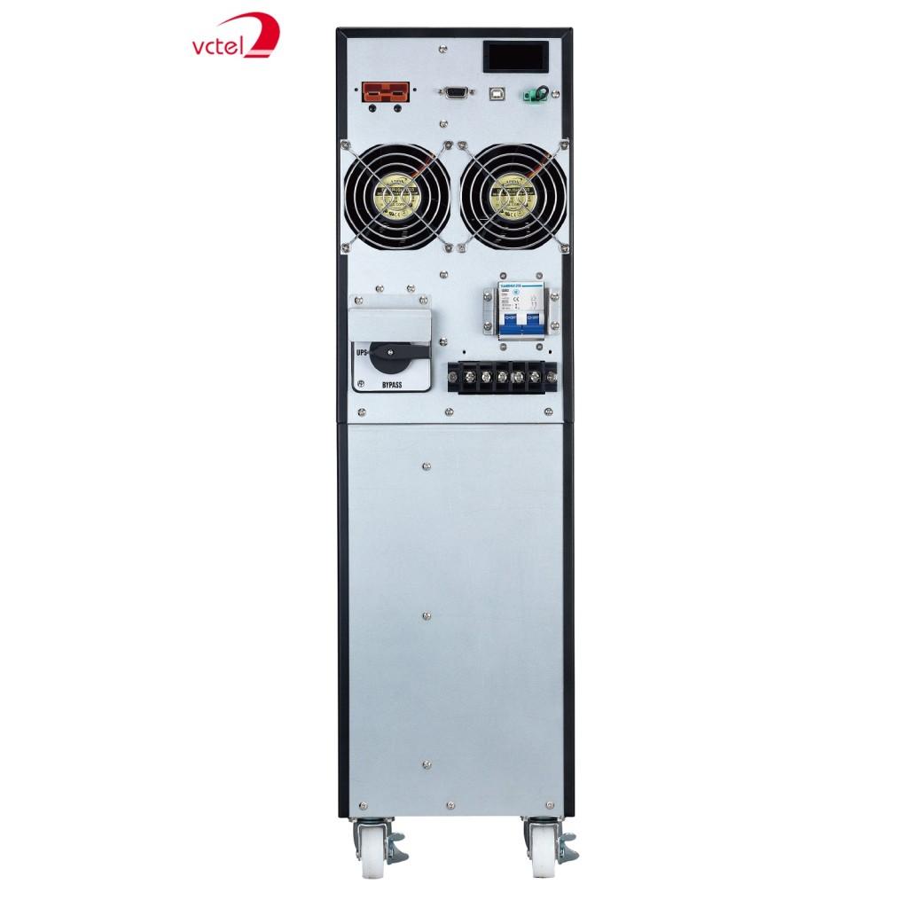 Thiết bị lưu trữ điện UPS chính hãng của Maruson model ULT-W10K bảo hành 36 tháng vctel