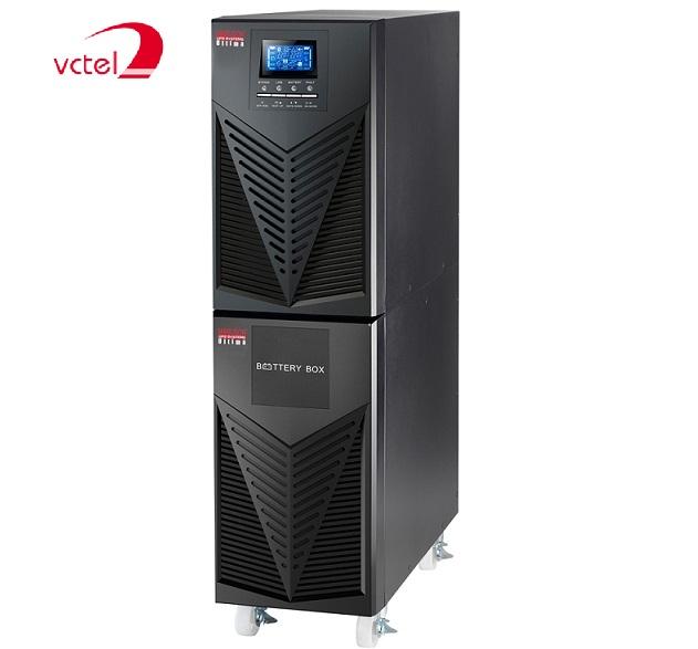 Thiết bị lưu trữ điện UPS Maruson ULT-W10K vctel