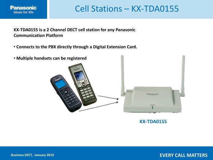 Thiết bị thu phát sóng chính hãng Panasonic KX-TDA0155 bảo hành 12 tháng vctel