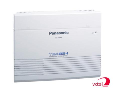 Tổng đài Panasonic KX-TES824-3-16 chính hãng bảo hành 12 tháng vctel