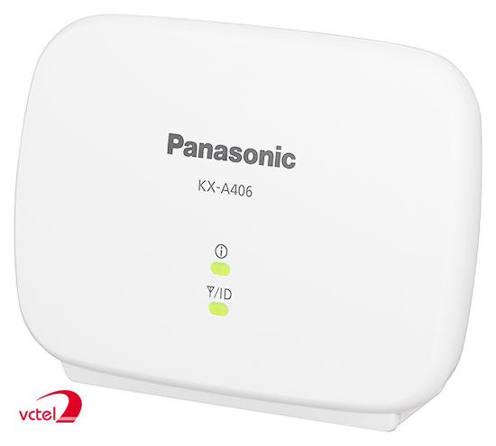 Trạm thu phát sóng Panasonic KX-A406 bảo hành 12 tháng vctel