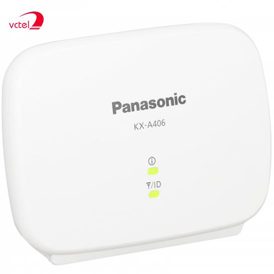 Trạm thu phát sóng chính hãng Panasonic KX-A406 vctel