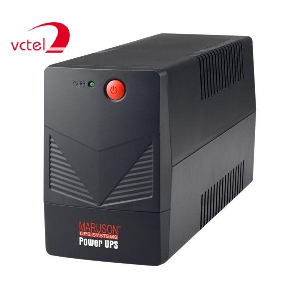 Bộ lưu điện dùng cho gia đình Maruson model POW-1100AGMC bảo hành lên đến 36 tháng vctel