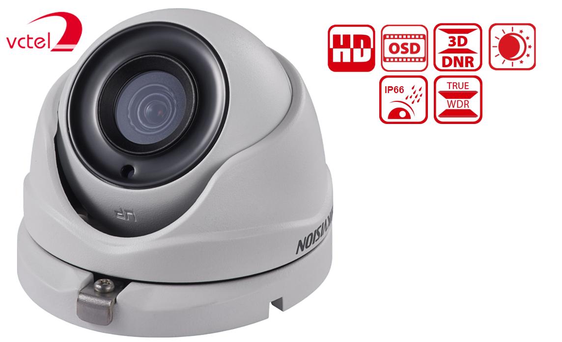 Camera Hikvision DS-2CE56D7T-ITM tích hợp nhiều chức năng tiện dụng vctel