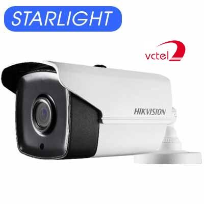 Lắp camera trọn gói giá rẻ Hikvision DS-2CC12D9T-IT3Z chính hãng vctel