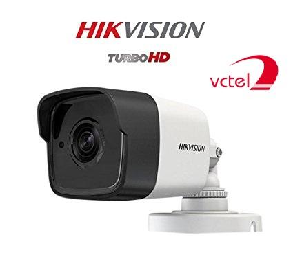 Lắp đặt camera chất lượng HD Hikvision DS-2CE16F1T-IT chính hãng vctel