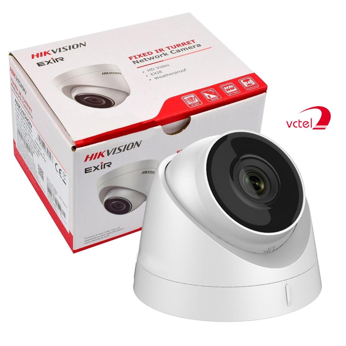 Camera IP hồng ngoại Hikvision DS-2CD1321-I hình ảnh HD vctel
