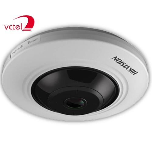 Camera quan sát 360 độ Hikvision DS-2CE52H1T-FITS chính hãng vctel