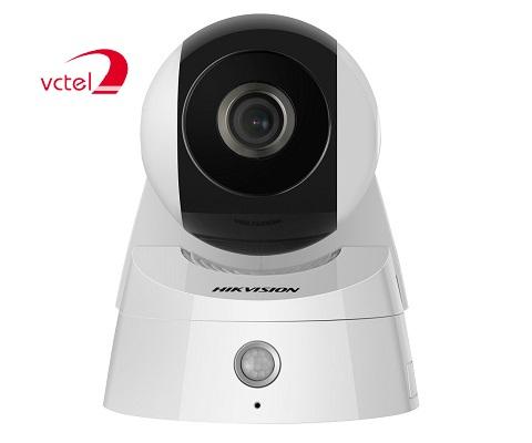 Lắp đặt camera IP không dây Hikvision DS-2CD2Q10FD-IW vctel