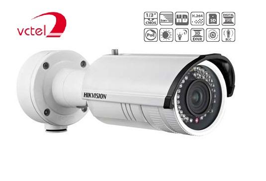 Camera IP giám sát qua điện thoại Hikvision DS-2CD2642FWD-IZS vctel