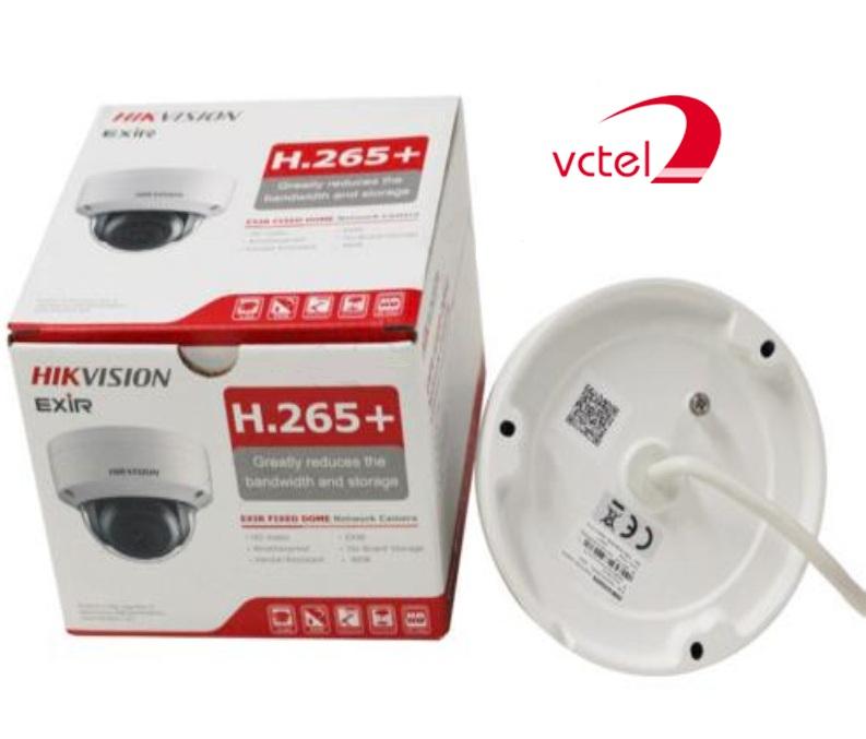 Lắp Camera IP quan sát an ninh Hikvision DS-2CD2125FWD-I chính hãng vctel