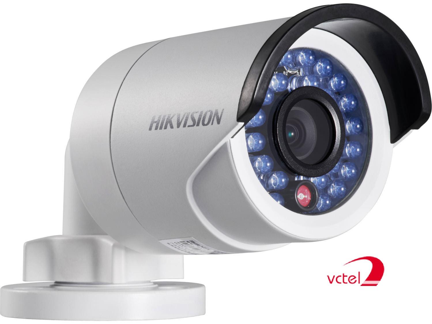 Lắp đặt hệ thống camera IP Hikvision DS-2CD2042WD-I chất lượng vctel