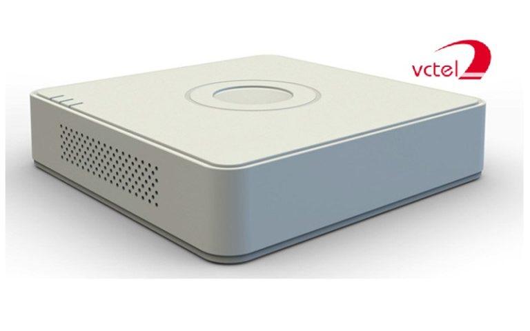 Đầu ghi hình cho camera giá rẻ Hikvision DS-7104HGHI-F1 Vctel