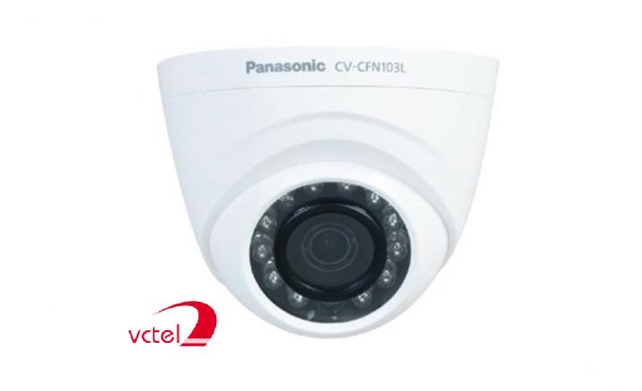 Camera HDCVI Panasonic CV - CFN103L bảo hành 12 tháng vcte;