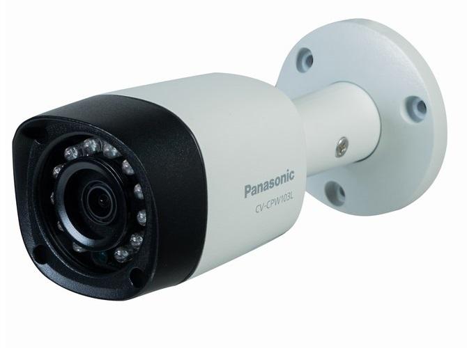 Camera HD-CVI Panasonic CV - CPW103L bảo hành 24 tháng vctel