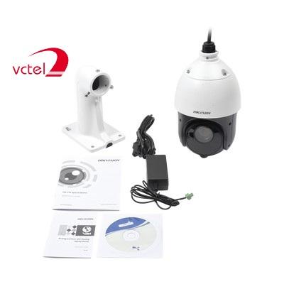 Bộ sản phẩm Camera quay quét Hikvision DS-2AE5123TI-A vctel