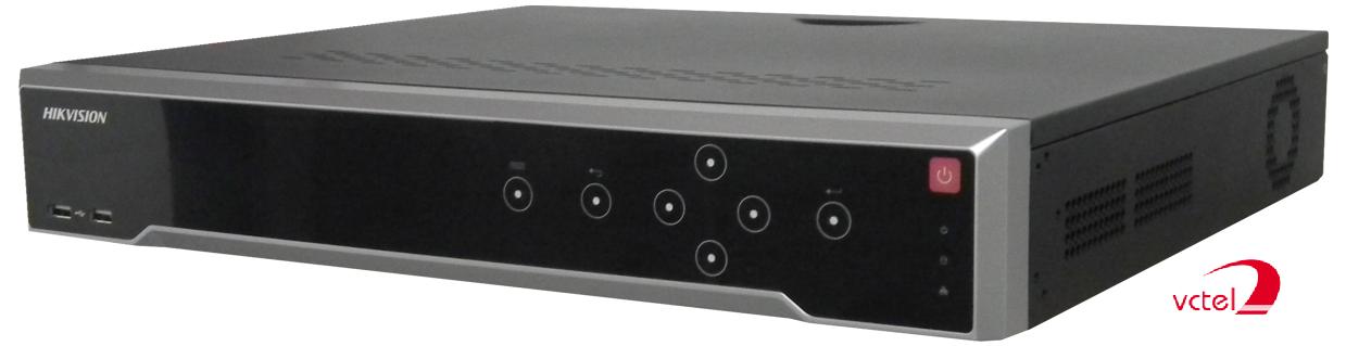 Đầu ghi hình camera IP Hikvision DS-7732NI-I4 hỗ trợ 32 kênh vctel