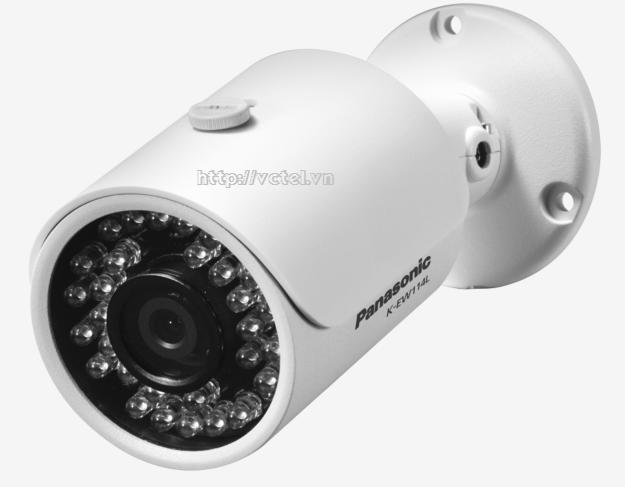 Camera IP quan sát Panasonic K - EW114L06 bảo hành 12 tháng vctel