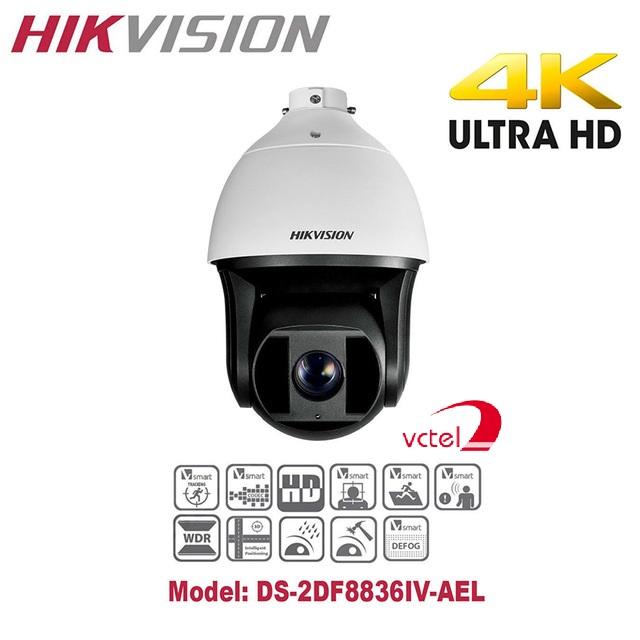 Lắp Camera IP thông minh Hikvision DS-2DF8336IV-AEL chính hãng vctel