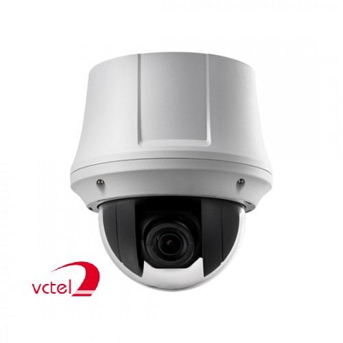 Lắp đặt Camera quay quét ngoài trời Hikvision DS-2AE4215T-D3 vctel