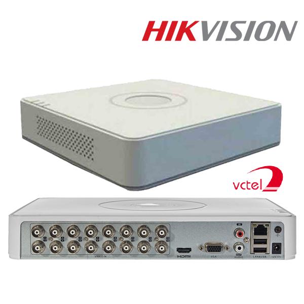 Mua đầu ghi hình camera tại Hà Nội Hikvision DS-7116HQHI-K1 vctel