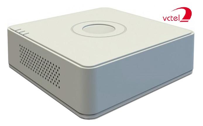 Đầu ghi 4 kênh HD-TVI Hikvision DS-7104HQHI-K1 chính hãng vctel