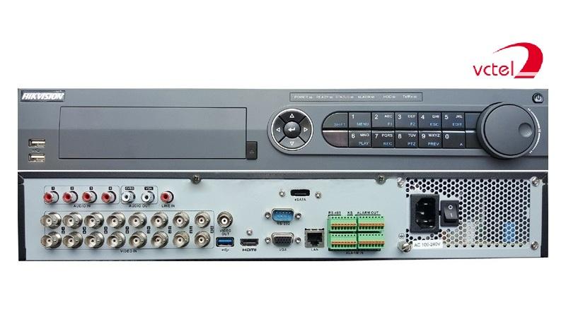 Đầu ghi cho Camera Hikvision DS-7316HQHI-F4/N chất lượng cao vctel