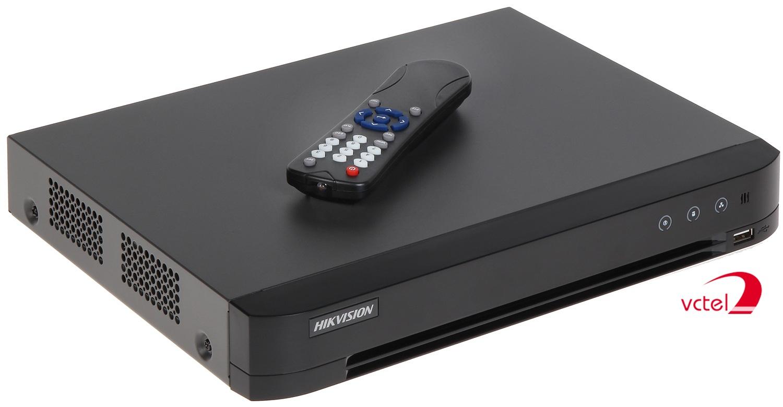 Đầu ghi hình 16 kênh Camera Hikvision DS-7216HQHI-K1 chính hãng vctel