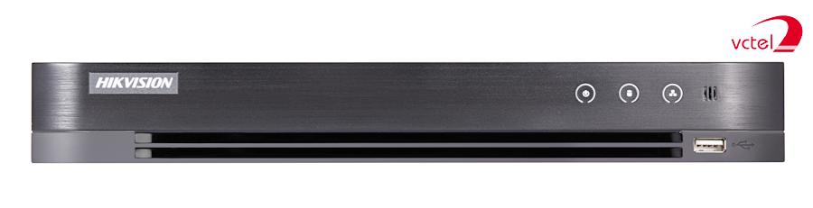 Đầu ghi hình chính hãng Hikvision DS-7204HUHI-K2 hỗ trợ 4 kênh vctel