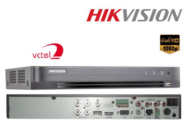 Đầu ghi hình chính hãng cho Camera Hikvision DS-7204HUHI-K2 giá rẻ