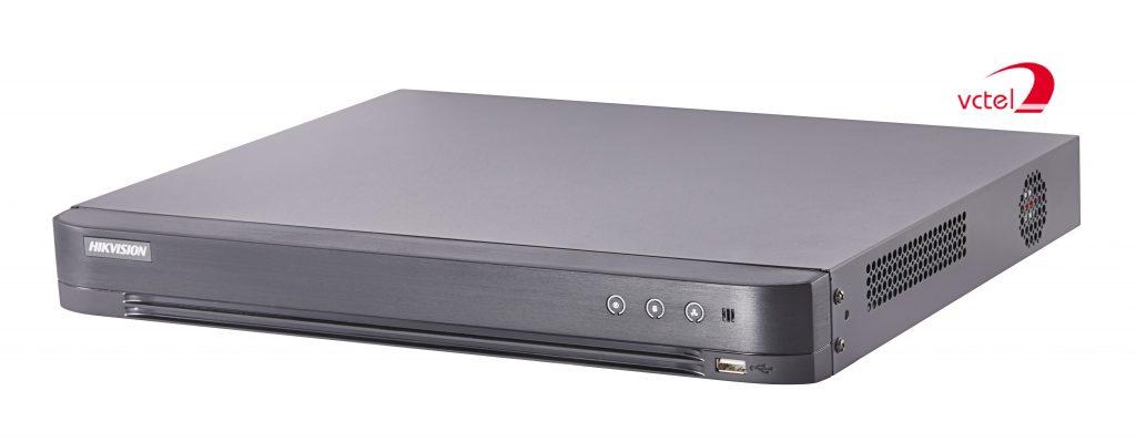 Đầu ghi hình HD-TVI 16 kênh Hikvision DS-7216HQHI-K2/P vctel