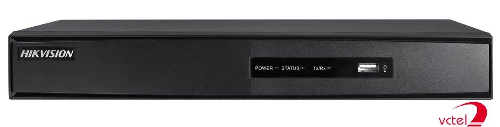 Đầu ghi hình HD-TVI 4 kênh Hikvision DS-7204HGHI-F1 giá rẻ vctel